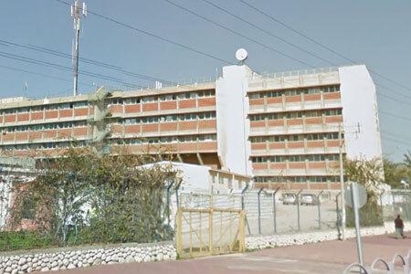 בית חולים ברזלי | אשקלון